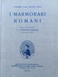 I marmorari Romani - Librerie.coop