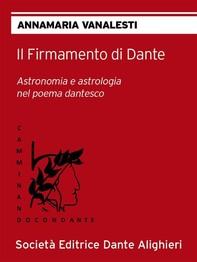 Il Firmamento di Dante - Librerie.coop