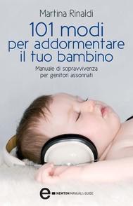 101 modi per addormentare il tuo bambino - copertina