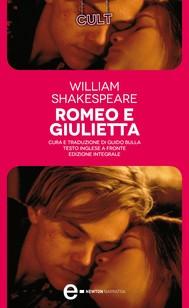 Romeo e Giulietta - copertina