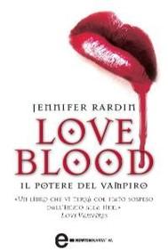Love Blood. Il potere del vampiro - copertina