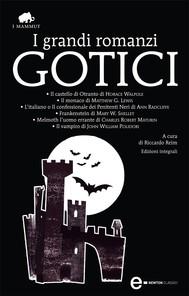 I grandi romanzi gotici - copertina