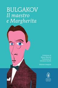 Il maestro e Margherita - copertina