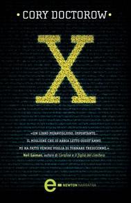 X - copertina