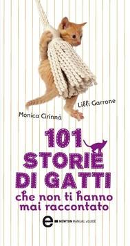 101 storie di gatti che non ti hanno mai raccontato - copertina