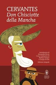 Don Chisciotte della Mancha - copertina