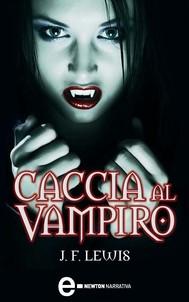 Caccia al vampiro - copertina