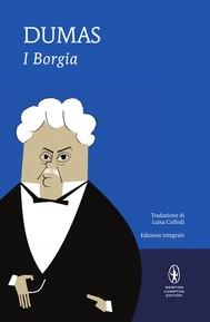 I Borgia - copertina