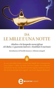 Aladino e la lampada meravigliosa • Ali Baba e i quaranta ladroni • Sindibàd il marinaio - copertina