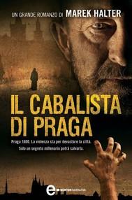 Il cabalista di Praga - copertina