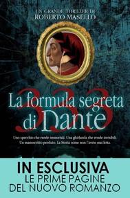 333. La formula segreta di Dante - copertina
