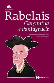Gargantua e Pantagruele - copertina
