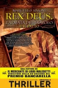 Il patto. Rex Deus. L'armata del diavolo - Librerie.coop