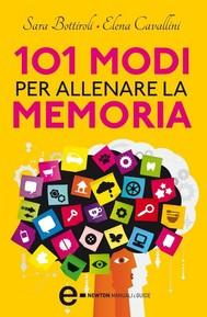 101 modi per allenare la memoria - copertina