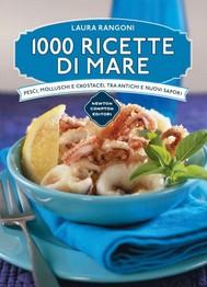 1000 ricette di mare - copertina