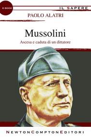 Mussolini - copertina
