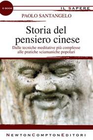 Storia del pensiero cinese - copertina