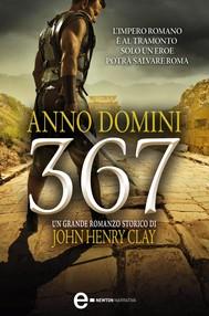Anno Domini 367 - copertina