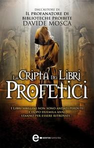 La cripta dei libri profetici - copertina