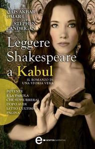Leggere Shakespeare a Kabul - copertina