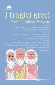 I tragici greci - copertina