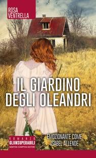 Il giardino degli oleandri - copertina