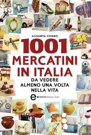 1001 mercatini in Italia - copertina