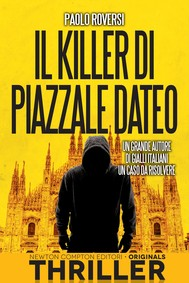 Il killer di piazzale Dateo - copertina