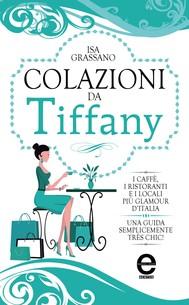 Colazioni da Tiffany - copertina