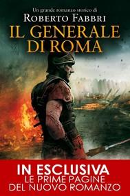 Il generale di Roma - copertina