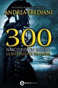 300. Nascita di un impero - copertina