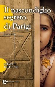 Il nascondiglio segreto di Parigi - copertina
