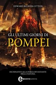 Gli ultimi giorni di Pompei - copertina