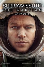Sopravvissuto - The Martian - copertina
