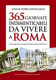 365 giornate indimenticabili da vivere a Roma - copertina