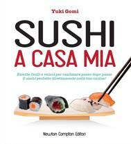 Sushi a casa mia - copertina