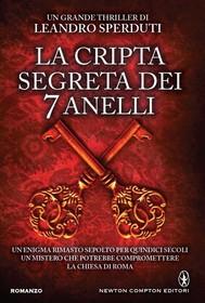 La cripta segreta dei 7 anelli - copertina