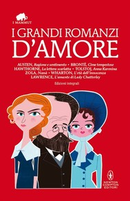 I grandi romanzi d'amore - copertina