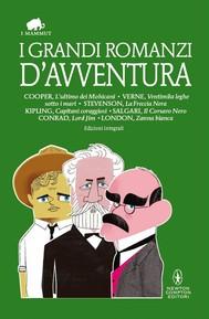 I grandi romanzi d'avventura - copertina
