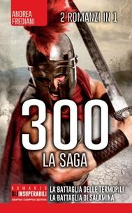 300. La saga - copertina