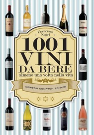 1001 vini da bere almeno una volta nella vita - copertina