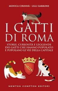I gatti di Roma - copertina