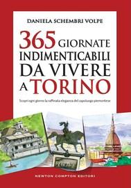 365 giornate indimenticabili da vivere a Torino - copertina