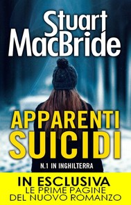 Apparenti suicidi - copertina
