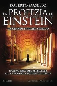 La profezia di Einstein - copertina
