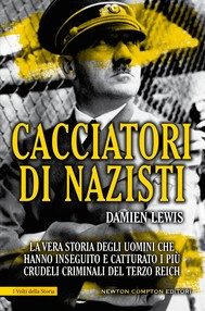 Cacciatori di nazisti - copertina
