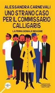 Uno strano caso per il commissario Calligaris - copertina