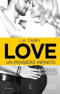 Love. Un pensiero infinito - Librerie.coop