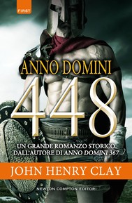 Anno Domini 448 - copertina