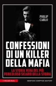 Confessioni di un killer della mafia - copertina
